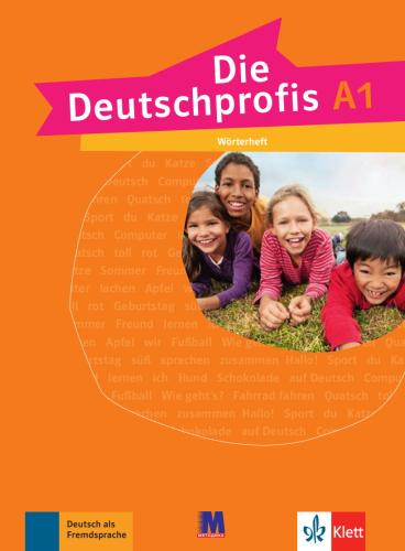 Посібник Die Deutschprofis A1 Wrterheft