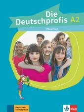 Die Deutschprofis A2 bungsbuch - фото обкладинки книги