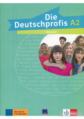 Die Deutschprofis A2 Wrterheft - фото обкладинки книги