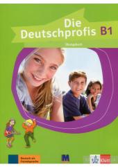 Die Deutschprofis B1 bungsbuch - фото обкладинки книги