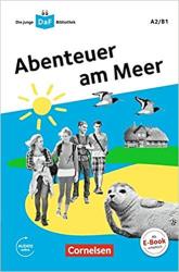 Die junge DaF-Bibliothek A2/B1. Abenteuer am Meer - фото обкладинки книги