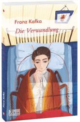 Die Verwandlung - фото обкладинки книги