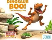 Dinosaur Boo! The Deinonychus - фото обкладинки книги