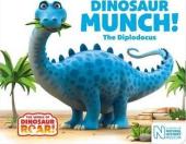 Dinosaur Munch! The Diplodocus - фото обкладинки книги