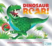 Dinosaur Roar! 25th Anniversary Edition - фото обкладинки книги