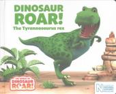 Dinosaur Roar! The Tyrannosaurus rex - фото обкладинки книги