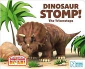 Dinosaur Stomp! The Triceratops - фото обкладинки книги