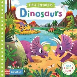 Dinosaurs - фото книги
