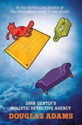 Dirk Gently's Holistic Detective Agency - фото обкладинки книги