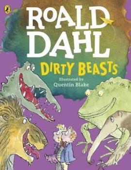 Dirty Beasts - фото книги