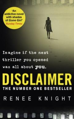 Книга Disclaimer