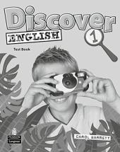 Discover English Global 1 Test Book (тестовий зошит) - фото обкладинки книги