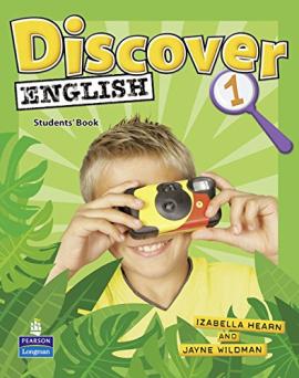 Discover English Global Level 1 Student's Book (підручник) - фото книги