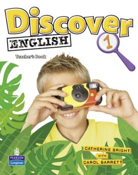 Discover English Global Level 1 Teacher's Book (книга вчителя) - фото книги