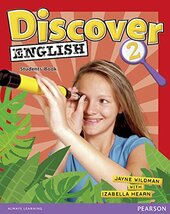 Discover English Global Level 2 Student's Book (підручник) - фото обкладинки книги