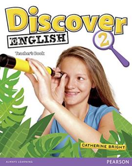 Discover English Global Level 2 Teacher's Book (книга вчителя) - фото книги