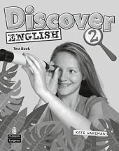 Discover English Global Level 2 Test Book (тестовий зошит) - фото обкладинки книги