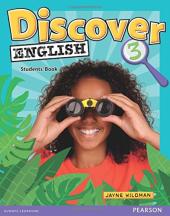 Discover English Global Level 3 Student's Book (підручник) - фото обкладинки книги
