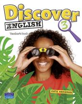 Discover English Global Level 3 Teacher's Book (книга вчителя) - фото обкладинки книги