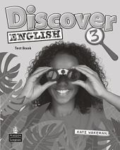 Discover English Global Level 3 Test Book (тестовий зошит) - фото обкладинки книги