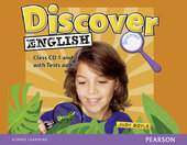 Discover English Global Starter Class CD's (аудіодиск) - фото обкладинки книги