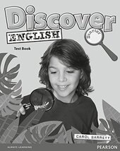 Discover English Global Starter Test Book (тестовий зошит) - фото обкладинки книги