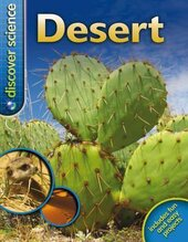 Discover Science: Deserts - фото обкладинки книги