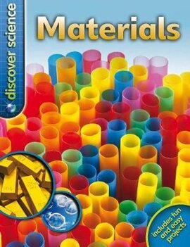 Discover Science: Materials - фото книги