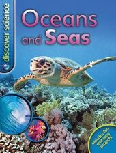 Discover Science: Oceans and Seas - фото обкладинки книги