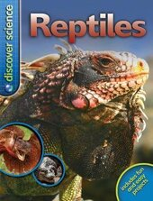 Discover Science: Reptiles - фото обкладинки книги
