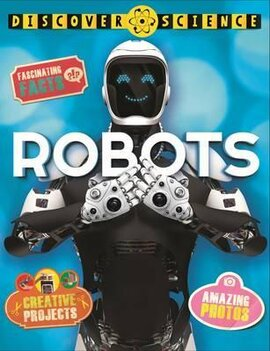 Discover Science: Robots - фото книги