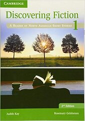 Discovering Fiction Level 1 Student's Book: A Reader of North American Short Stories - фото обкладинки книги