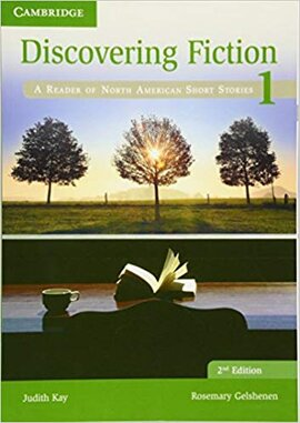 Discovering Fiction Level 1 Student's Book: A Reader of North American Short Stories - фото книги
