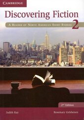 Discovering Fiction Level 2 Student's Book: A Reader of North American Short Stories - фото обкладинки книги