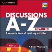 Discussions A-Z Advanced Audio CD - фото обкладинки книги