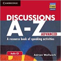 Посібник Discussions A-Z Advanced Audio CD