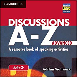 Аудіодиск Discussions A-Z Advanced Audio CD