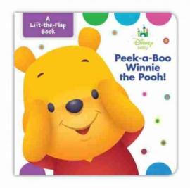 Disney Baby: Peek-A-Boo Winnie the Pooh - фото книги