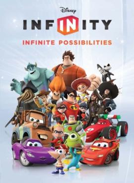 Disney Infinity: Infinite Possibilities - фото книги