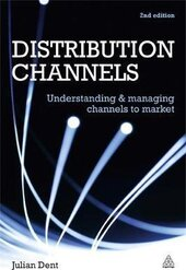 Distribution Channels : Understanding and Managing Channels to Market - фото обкладинки книги