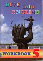Dive into English 5. Workbook - фото обкладинки книги