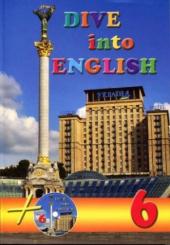 Dive into English 6. Student's Book + CD - фото обкладинки книги