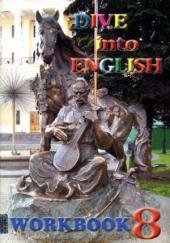 Dive into English 8. Workbook - фото обкладинки книги