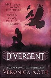 Divergent - фото обкладинки книги