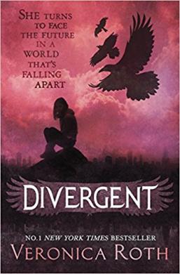 Книга Divergent