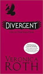 Divergent Collector's edition - фото обкладинки книги