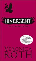 Divergent Collector's edition - фото обкладинки книги