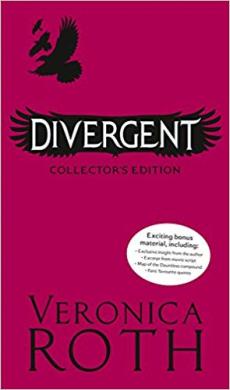 Книга Divergent Collector's edition