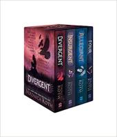 Divergent Series Box Set (Books 1-4) - фото обкладинки книги