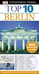 DK Eyewitness Top 10 Travel Guide: Berlin - фото обкладинки книги